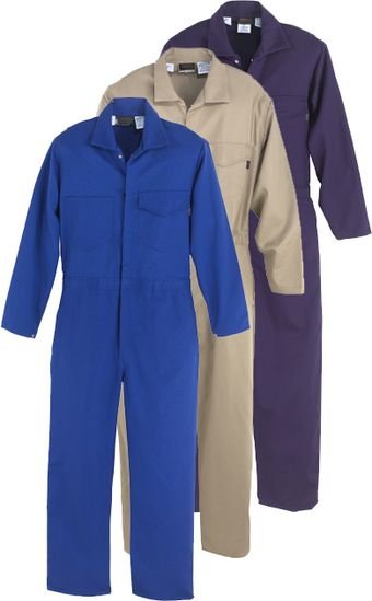 Workrite Flame Retardant Coverall 131UT70/1317 - 7 oz UltraSoft
