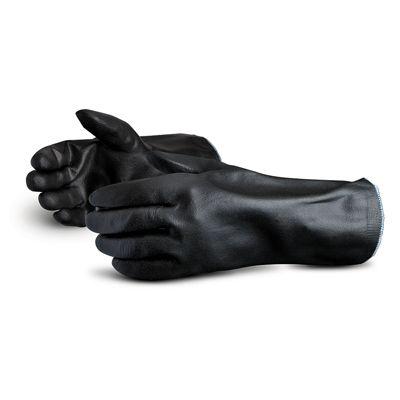 "Superior Glove 12"" Fully Nitrite Coated Dyneema Cut Resistant Gloves SDY30BFN"
