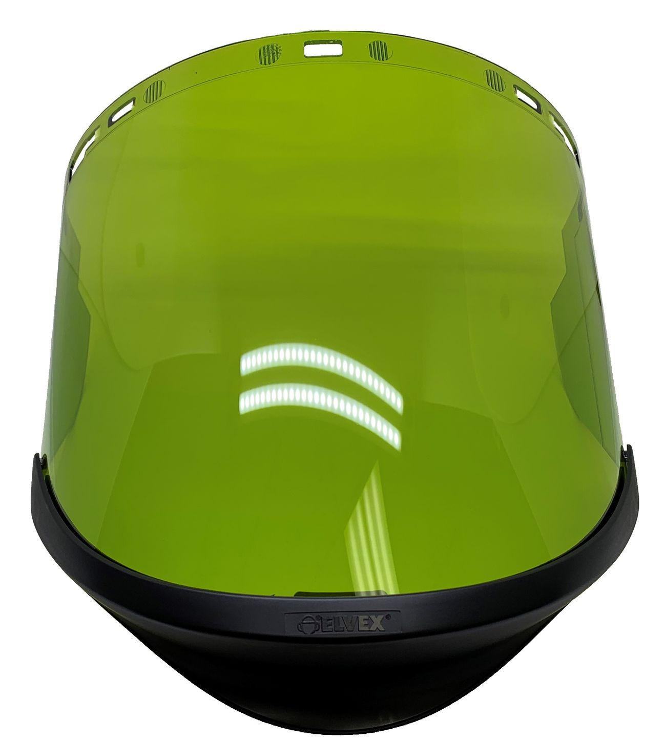 chicago-protective-apparel-replacement-visors-for-face-shields-wv-arc-12-green-front.jpg