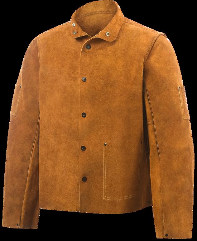 Steiner Weld-Cool Leather Welding Jacket 9214 Front