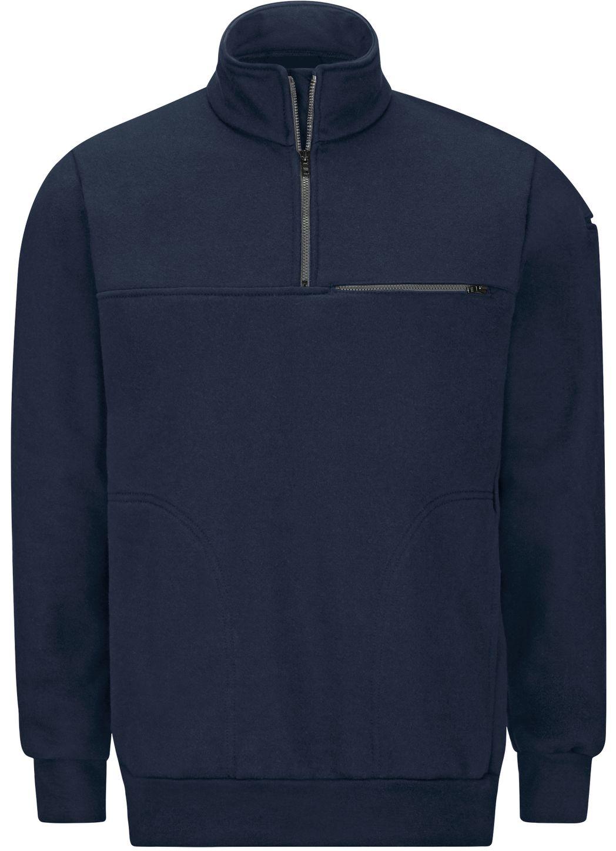 workrite-fr-job-shirt-ft71-1-4-zip-navy-front.jpg