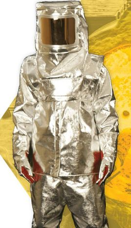 CPA PR-X20-NEOAluminized Approach Suit with vapor barrier