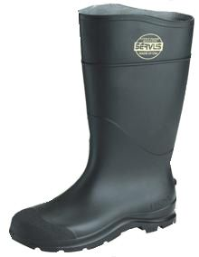 North Safety 18821 Servus CT Economy Steel Toe Safety Boots