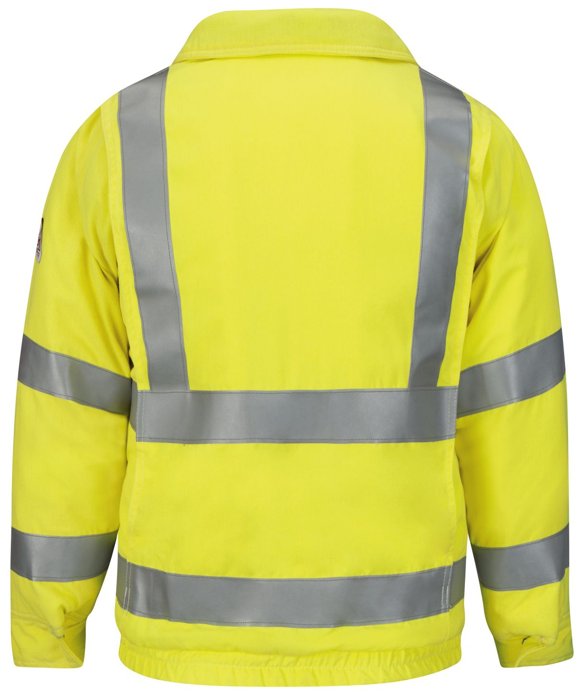 bulwark-fr-hi-visibility-jacket-jmj4-lightweight-insulated-bomber-yellow-green-back.jpg