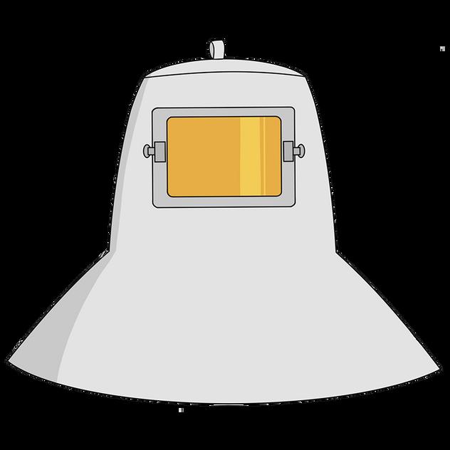 Otterlayer aluminized overhood H11-ACF