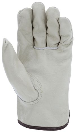 MCR Safety Leather Driver Glove 3211 - Select Cow Grain Palm