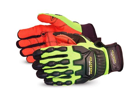 Superior Anti-Impact MXVSBAFL Winter Work Gloves