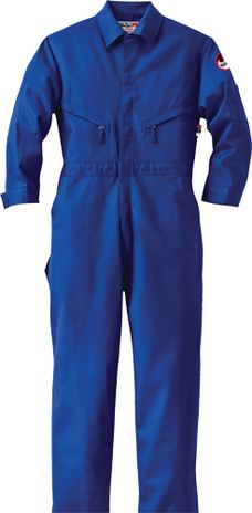 Royal Blue Color FR Coverall