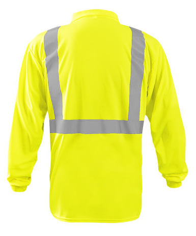 occunomix-lux-lspp2b-long-sleeve-wicking-birdseye-polo-shirt-w-pocket-back-yellow.png