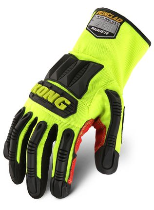 Ironclad KRIG Ultimate Rigger Glove_back