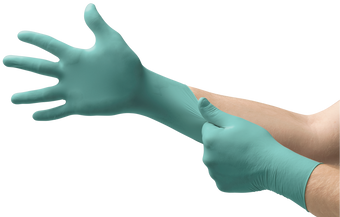 Ansell NeoTouch Neoprene Disposable Gloves 25-201 - Powder-Free