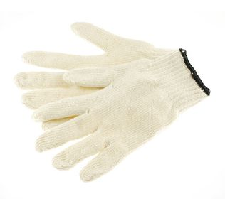 Phoenix HA0112 String Knit Work Glove, Lightweight 7ga Cotton/Polyester