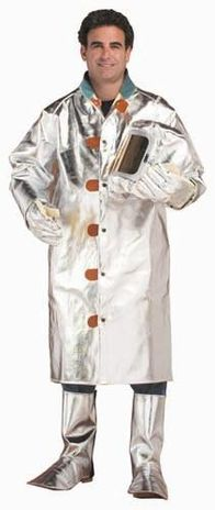 CPA 15 oz Aluminized Rayon 45 inch Coat