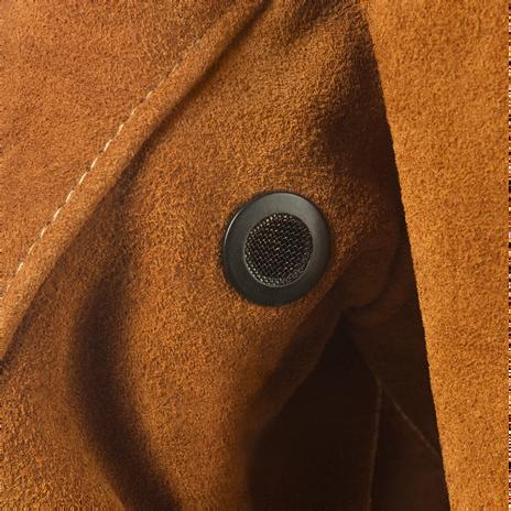 Steiner Weld-Cool Leather Welding Jacket 9214 Example