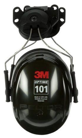 3M Peltor Optime 101 Ear Muffs H7P3E Cap Mounted Side