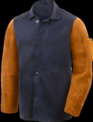 Steiner Weldlite Plus Leather Jacket 1260 Front