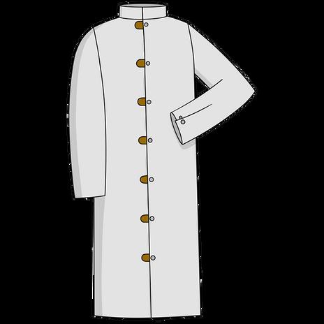 Otterlayer aluminized coat C31-ACF