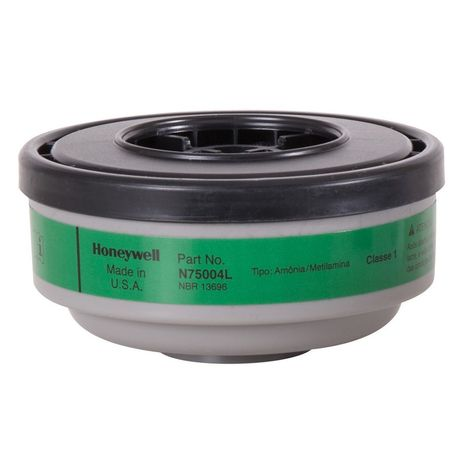honeywell north safety n75004l ammonia and methylamine cartridges for respirators n series