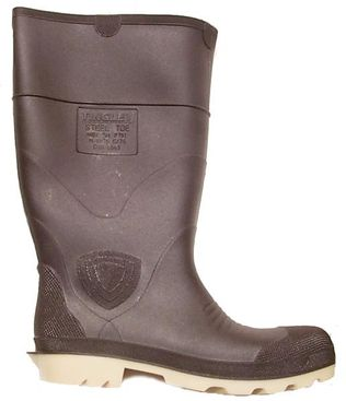 Tingley 51244 PVC Boots with Steel Toes