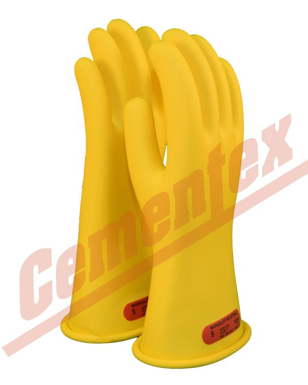 "Cementex 11"", Class 0, Insulating Rubber Gloves"