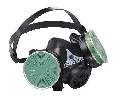 MSA Comfo Elite Half-Mask Respirator