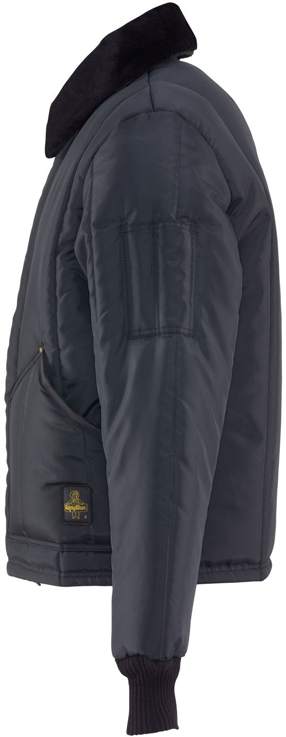 RefrigiWear 0359 Iron-Tuff Cold Weather Work Jacket Left