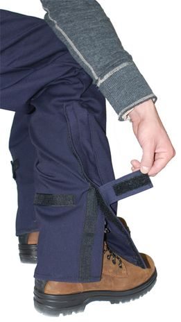 CPA 12 Cal Arc Flash Overpants SWP-12 - Leg Gusset