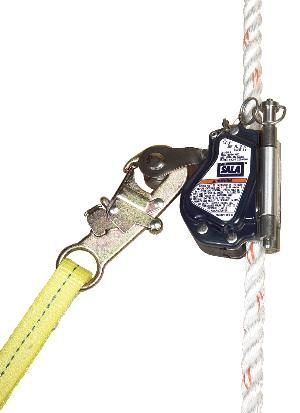 DBI Sala 5000335 Rope Grab for Fall Protection Gear from Capital Safety