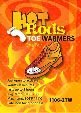 Occunomix 1106-10TW Toe Warmers