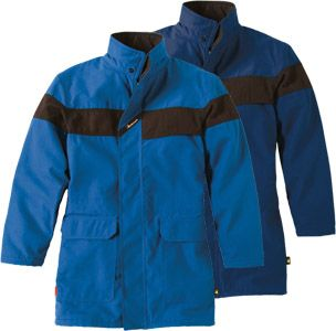 Workrite Flame Retardant Insulated Parka 510NX60/5106 - 6 oz Nomex® IIIA
