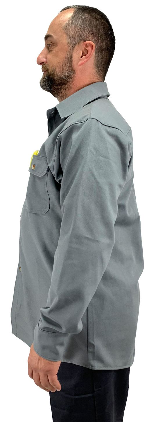 chicago-protective-apparel-625-usgy7-7oz-gray-ultrasoft-arc-rated-work-shirt-charcoal-grey-side.jpg