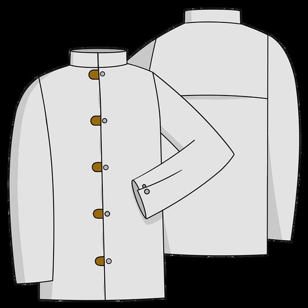 Otterlayer aluminized coat C12-ACF