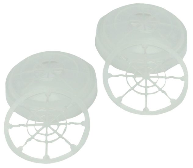 honeywell north safety n750036 pre filter holders for gas and vapor cartridges n series