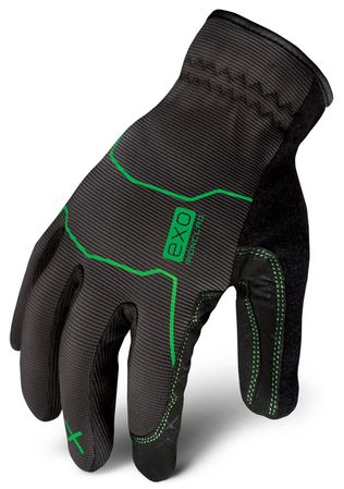 Ironclad modern utility glove back