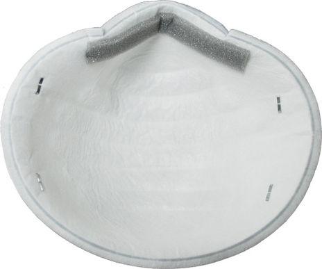 3M 8200 Disposable Respirator Face Seal Foam Detail