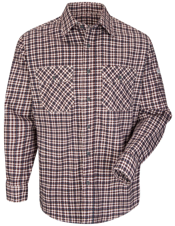 bulwark-fr-plaid-shirt-sld6-lightweight-uniform-burgundy-teal-plaid-front.jpg