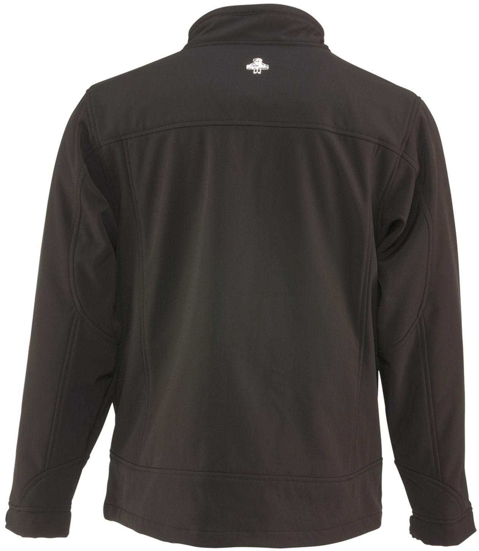 RefrigiWear 0491 Softshell Work Jacket Back
