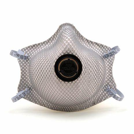 Moldex Respirator for Ozone and Organic Vapor 2400N95