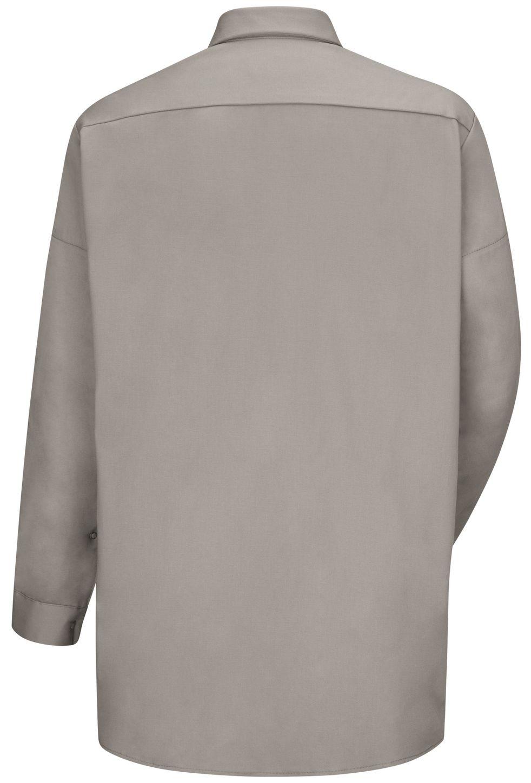 bulwark-fr-shirt-sww2-welding-work-silver-grey-back.jpg
