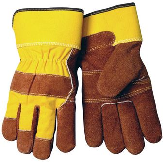 Steiner 2462 Insulated Leather Winter Work Gloves
