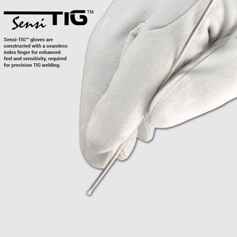 Steiner TIG Welding Gloves 0222 Design