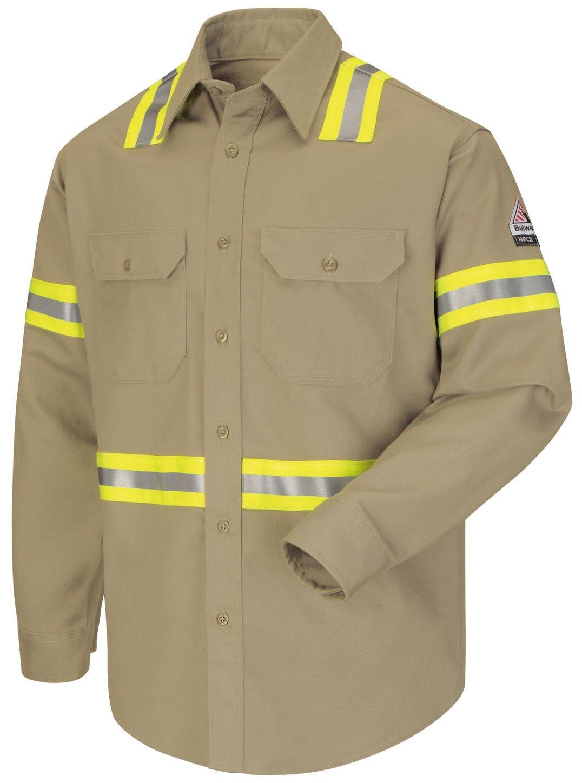 bulwark-fr-shirt-sldt-midweight-enhanced-visibility-uniform-khaki-front.jpg