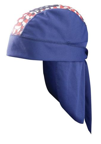Occunomix TD201 Tuff & Dry Wicking Tie Hat w/Shade
