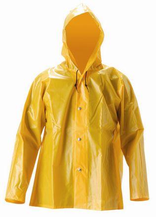 nasco workhard lightweight hooded rainproof jacket
