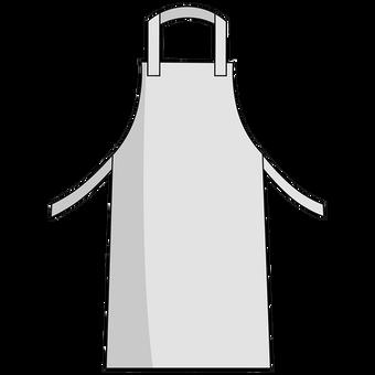 Otterlayer aluminized apron A31-ACF