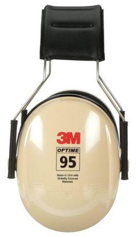 3M Peltor Optime Ear Muffs 95 H6A/V Back