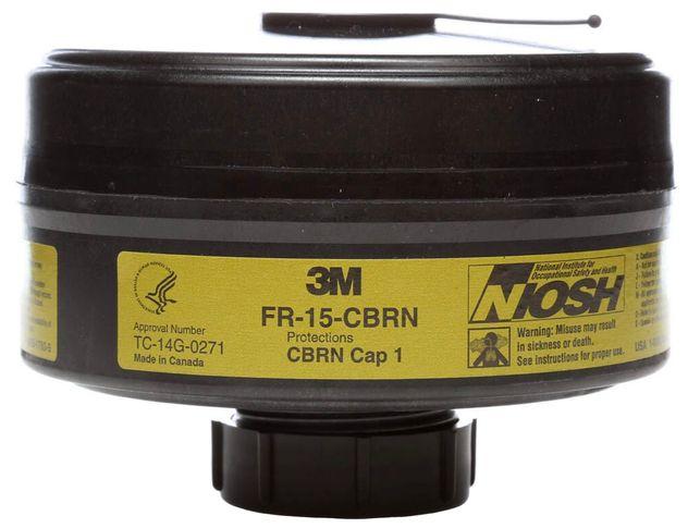 3M CBRN Canister FR-15-CBRN