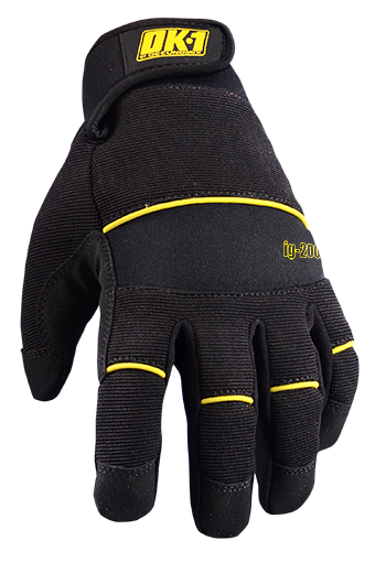 occunomix-ok-ig200-50%-infrared-fleece-lined-winter-gloves-top