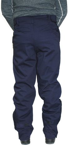 CPA 12 Cal Arc Flash Overpants SWP-12 - Back