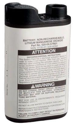 3M Breathe Easy Battery Pack 520-04-57R01